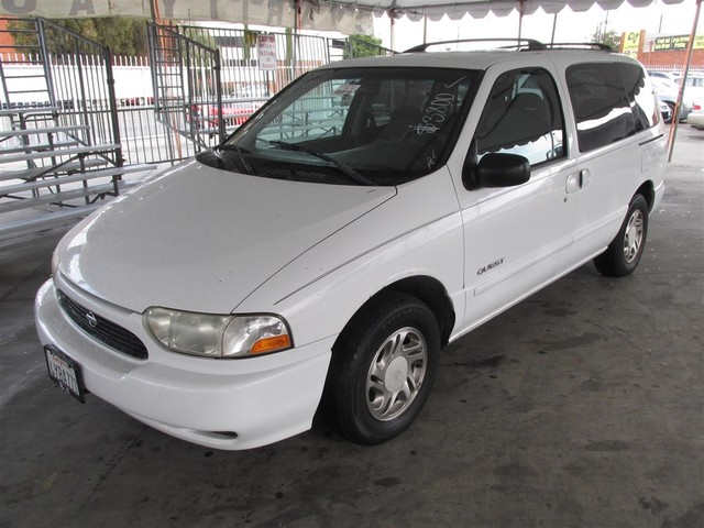 2000 Nissan Quest GXE This particular Vehicle comes with 3rd Row Seat Please call or e-mail to ch