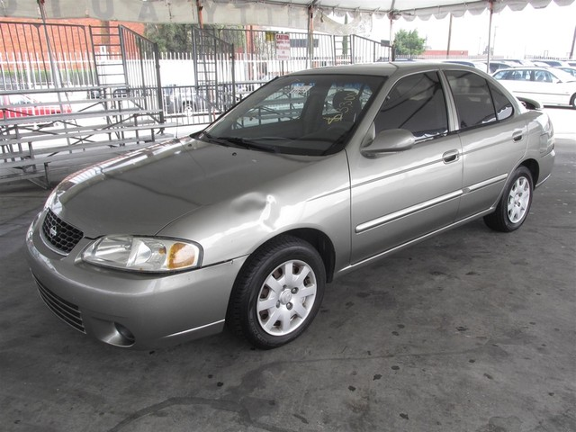 2000 Nissan Sentra GXE Please call or e-mail to check availability All of our vehicles are avai
