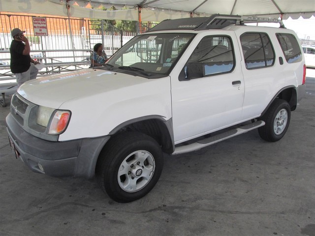 2000 Nissan Xterra XE Please call or e-mail to check availability All of our vehicles are avail