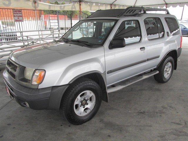2000 Nissan Xterra SE Please call or e-mail to check availability All of our vehicles are avail