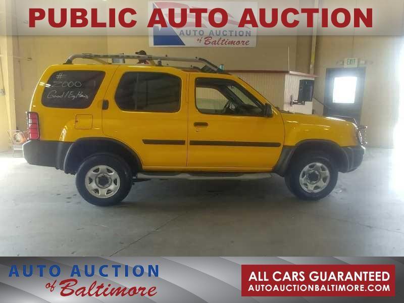 2000 Nissan XTERRA  | JOPPA, MD | Auto Auction of Baltimore  in JOPPA MD
