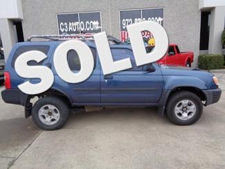 2000 Nissan Xterra in Plano Texas