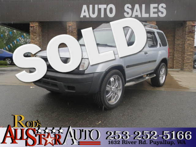 2000 Nissan Xterra XE 4WD The CARFAX Buy Back Guarantee that comes with this vehicle means that yo
