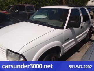 2000 Oldsmobile Bravada Lake Worth , Florida