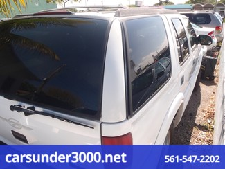 2000 Oldsmobile Bravada Lake Worth , Florida 2