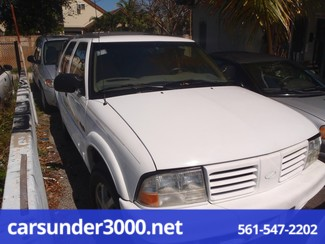 2000 Oldsmobile Bravada Lake Worth , Florida 3
