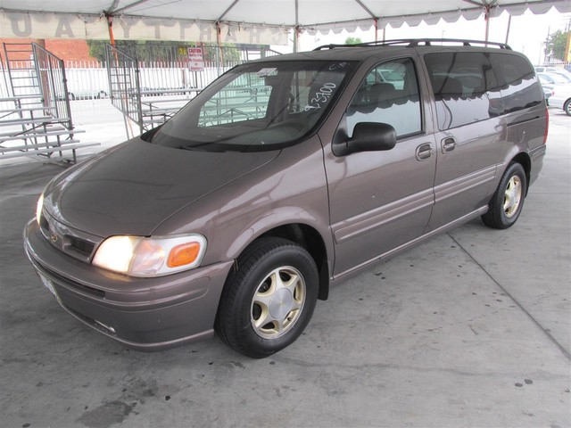 2000 Oldsmobile Silhouette GLS This particular Vehicle comes with 3rd Row Seat Please call or e-m