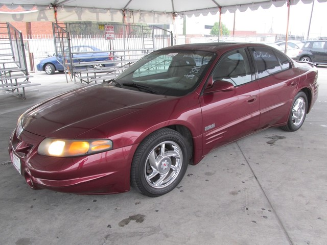 2000 Pontiac Bonneville SSEi Please call or e-mail to check availability All of our vehicles are