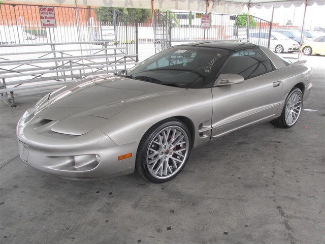 2000 Pontiac Firebird Please call or e-mail to check availability All of our vehicles are avail