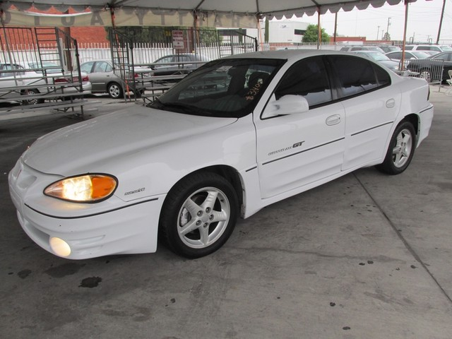 2000 Pontiac Grand Am GT Please call or e-mail to check availability All of our vehicles are av