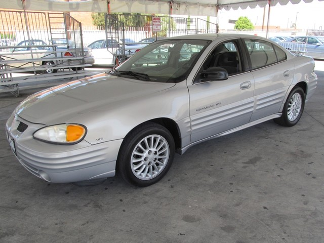 2000 Pontiac Grand Am SE2 Please call or e-mail to check availability All of our vehicles are a