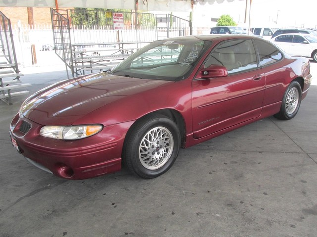 2000 Pontiac Grand Prix GT Please call or e-mail to check availability All of our vehicles are