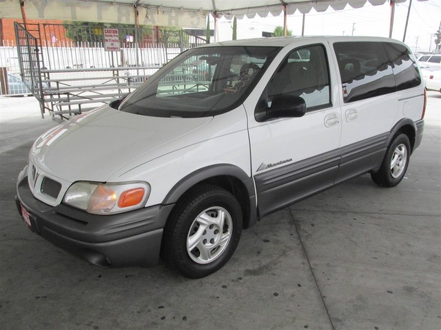 2000 Pontiac Montana This particular Vehicle comes with 3rd Row Seat Please call or e-mail to che