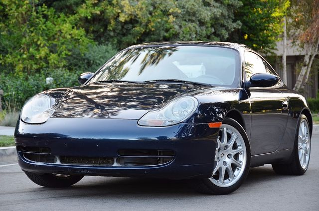 2000 Porsche 911 Carrera Reseda, CA 10