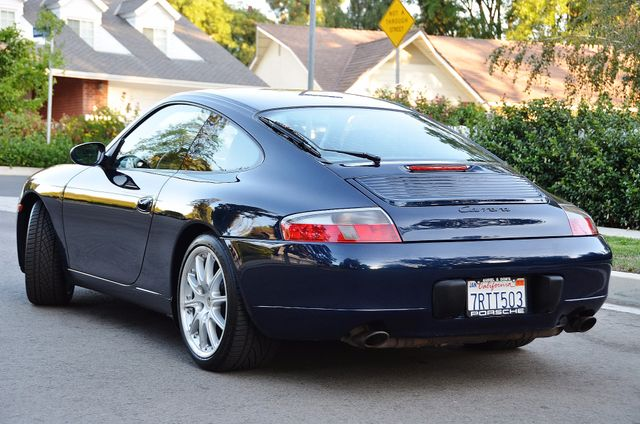 2000 Porsche 911 Carrera Reseda, CA 1