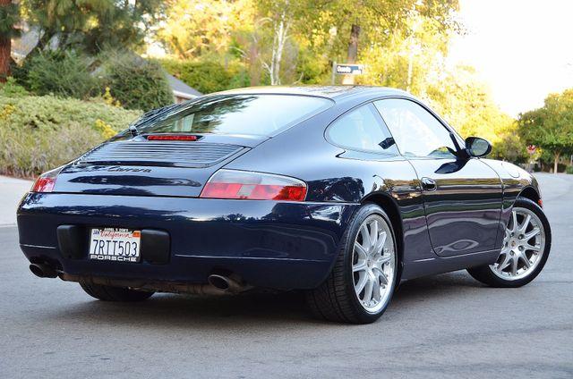 2000 Porsche 911 Carrera Reseda, CA 2