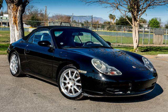 2000 Porsche 911 Carrera Reseda, CA 41