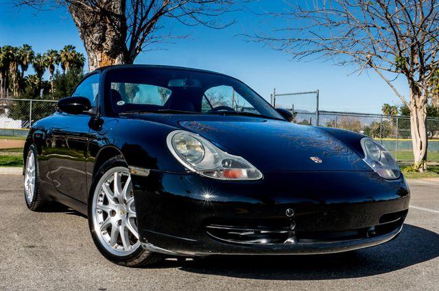 2000 Porsche 911 Carrera Reseda, CA 40