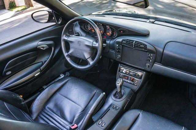 2000 Porsche 911 Carrera Reseda, CA 31