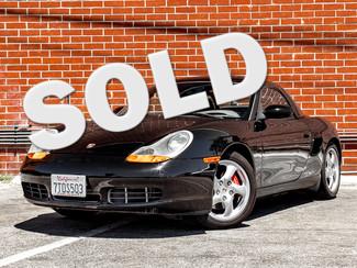 2000 Porsche Boxster S Burbank, CA