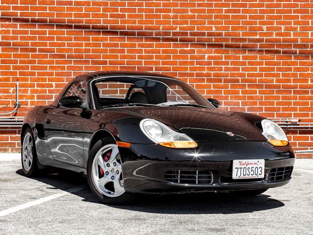 2000 Porsche Boxster S Burbank, CA 3