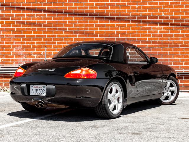 2000 Porsche Boxster S Burbank, CA 4
