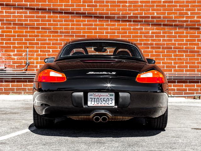 2000 Porsche Boxster S Burbank, CA 5