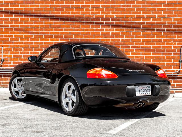 2000 Porsche Boxster S Burbank, CA 6