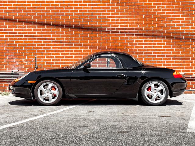 2000 Porsche Boxster S Burbank, CA 7