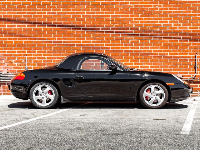 2000 Porsche Boxster S Burbank, CA 8