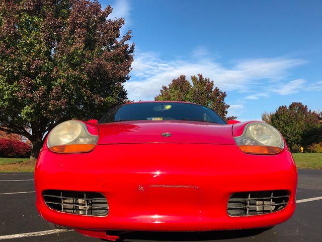 2000 Porsche Boxster Leesburg, Virginia 1