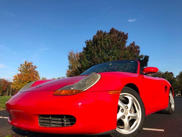 2000 Porsche Boxster Leesburg, Virginia 12