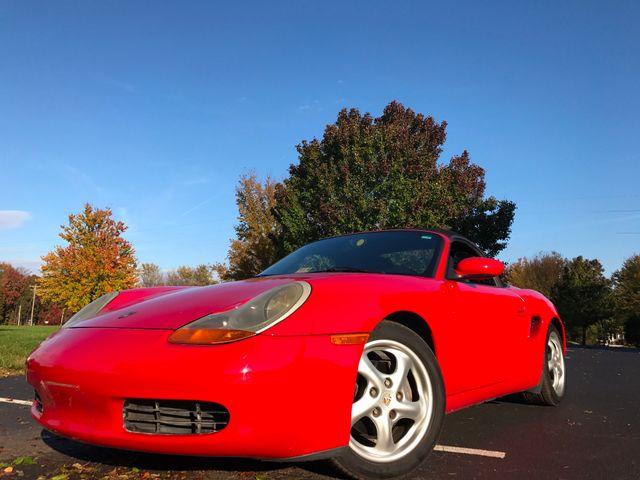 2000 Porsche Boxster Leesburg, Virginia 15