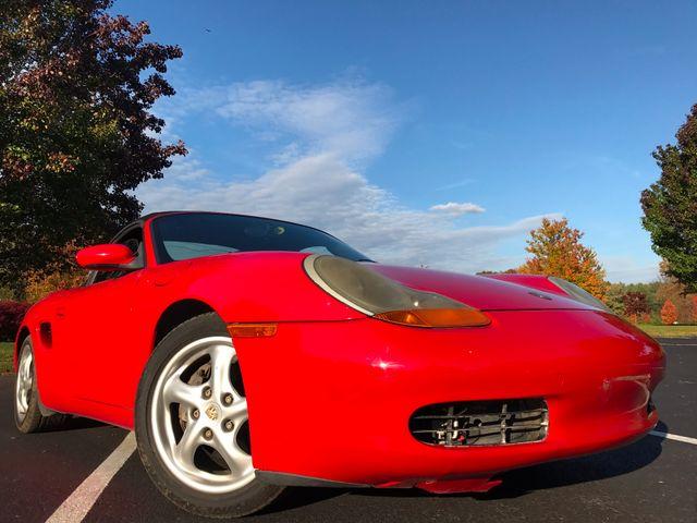 2000 Porsche Boxster Leesburg, Virginia 16