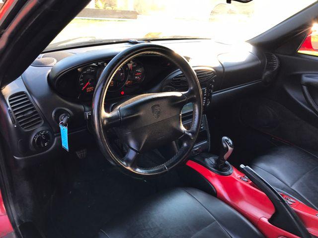 2000 Porsche Boxster Leesburg, Virginia 21