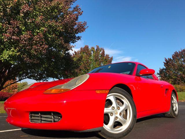 2000 Porsche Boxster Leesburg, Virginia 3