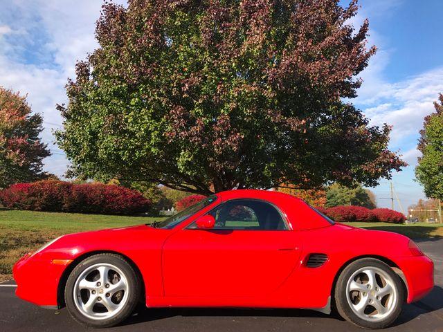 2000 Porsche Boxster Leesburg, Virginia 4