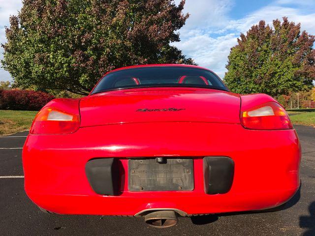 2000 Porsche Boxster Leesburg, Virginia 5