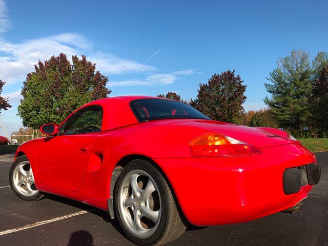 2000 Porsche Boxster Leesburg, Virginia 6