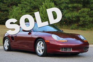2000 Porsche Boxster Mooresville, North Carolina