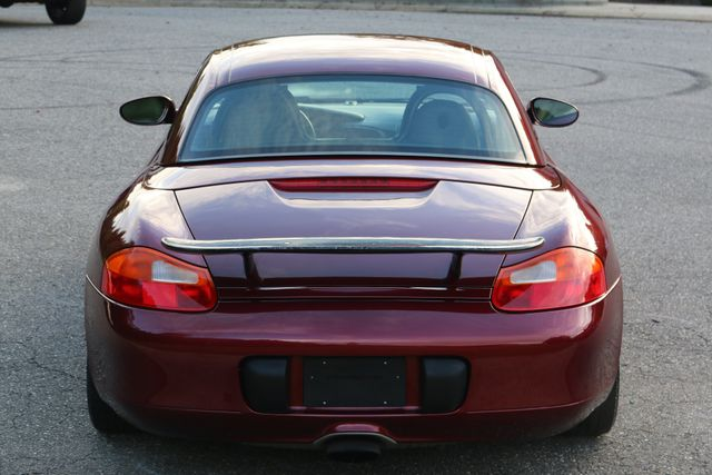 2000 Porsche Boxster Mooresville, North Carolina 4