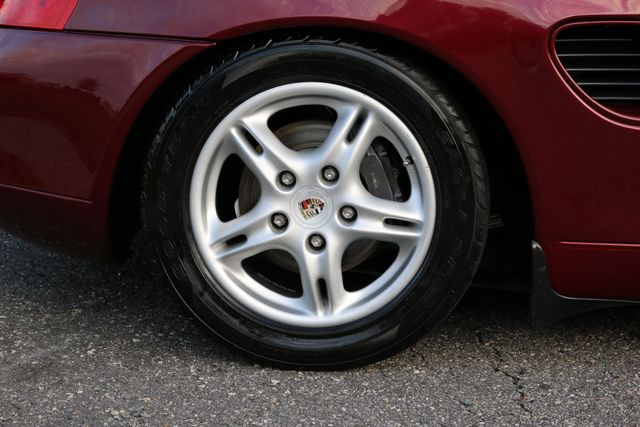 2000 Porsche Boxster Mooresville, North Carolina 48