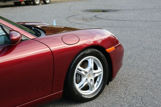 2000 Porsche Boxster Mooresville, North Carolina 60