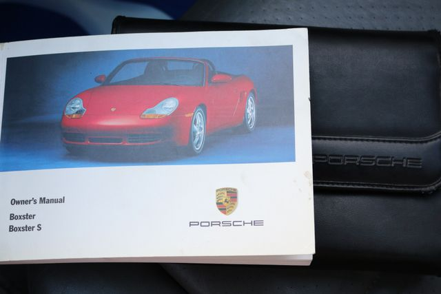 2000 Porsche Boxster Mooresville, North Carolina 65