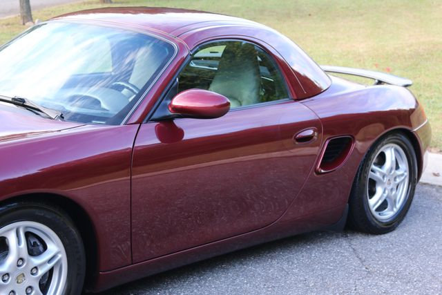2000 Porsche Boxster Mooresville, North Carolina 51