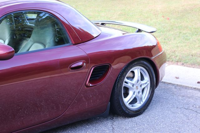 2000 Porsche Boxster Mooresville, North Carolina 52