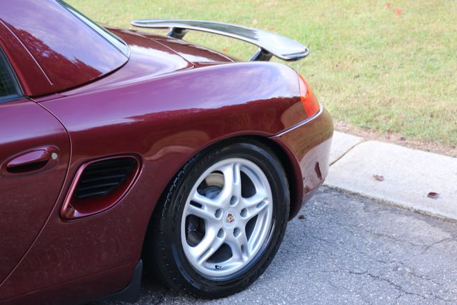2000 Porsche Boxster Mooresville, North Carolina 53
