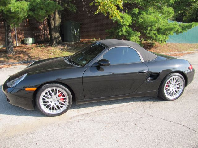 2000 Porsche Boxster S St. Louis, Missouri 5