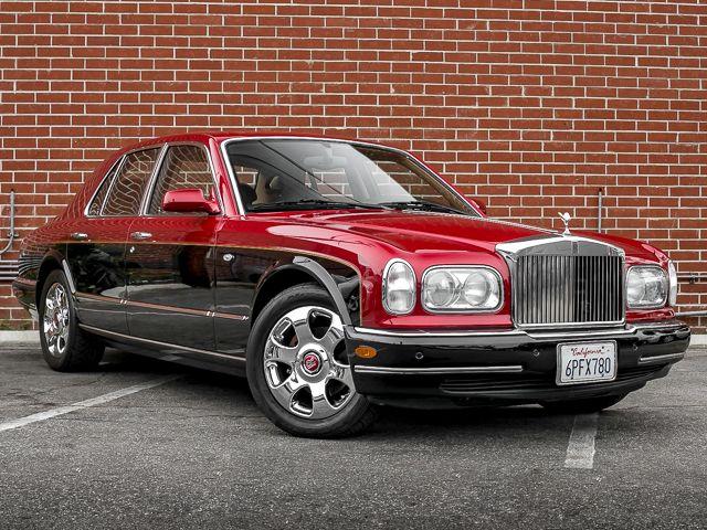 2000 Rolls Royce SILVER SERAPH Burbank, CA 1