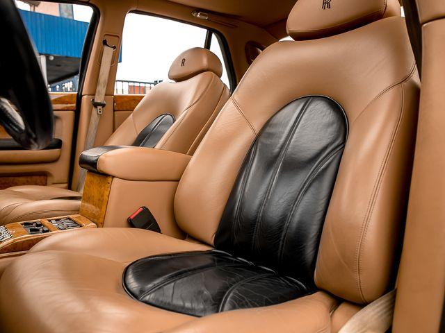 2000 Rolls Royce SILVER SERAPH Burbank, CA 11